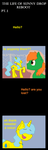 The Life of Sunny Drop REBOOT Pt.1 by PaintTasticPony