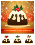 Christmas Pudding by Viscious-Speed