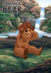 Brother bear fanart by clefchan