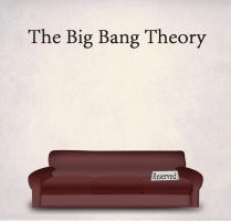 The Big Bang Theory Minimalist by Grafilabs