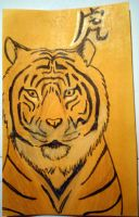 ATC- Year of the Tiger by Imva