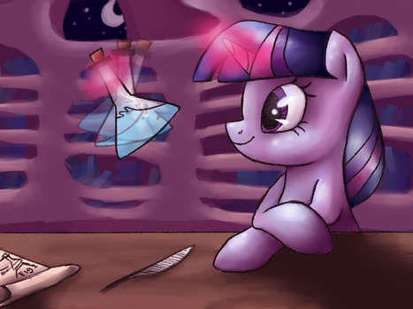 The Science of Friendship by InkBlu
