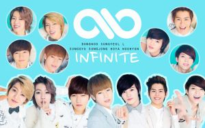 Infinite HARUHANA vol.013 by KpopGurl