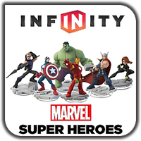 Infinity: Marvel Super Heroes by PirateMartin