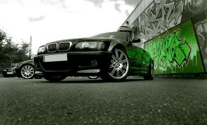 BMW m3 coupe et cab   ... by psycko91