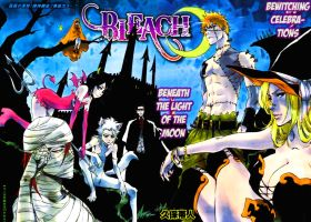 Halloween Bleach by MasterSwordsmen1