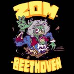Zombeethoven by Lolzards