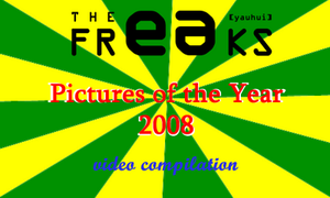 TheFreaks Pictures of the Year by thefreaks
