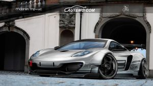 Mclaren Mp4-12c SuperStreet by Jay5204