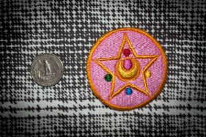 Sailor Moon Crystal Star Compact Patch by Rae-Lynn