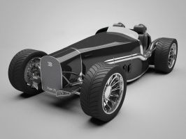 Concept Hotrod by nonkel-sneeuwbal