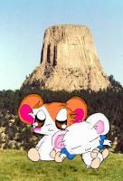 ++Hamtaro and Bijou++ by ShadowEevee