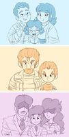 families 091715 by VinDeamer