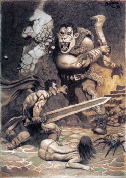 Berserk Guts vs Zodd They came from the depth by aroundthewind