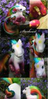 Starheart , Starlite My Little Pony G3 by Lilou-Lilou
