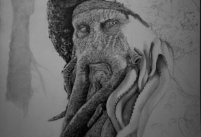 Mr. Davy Jones WIP3 by a-rueskov
