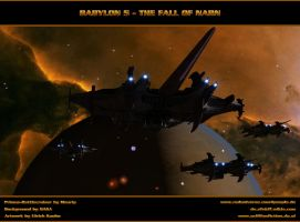 BABYLON 5 - The Fall of Narn by ulimann644
