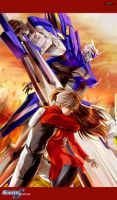 Gundam SEED A-STAR - PHASE-5 by csy5150