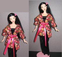 Asian inspired ensemble 2 by prettysewingmachine