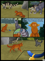 Warriors Into The Wild Page 25 by SassyHeart