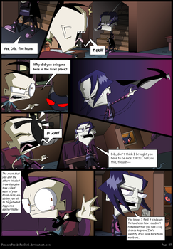 Birth of a New Invader - Pg 37 by FantasyFreak-FanGirl