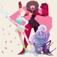 Gem gurls by fusanyan