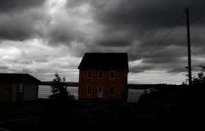 The empty house by the water by Lady-Lilith0666