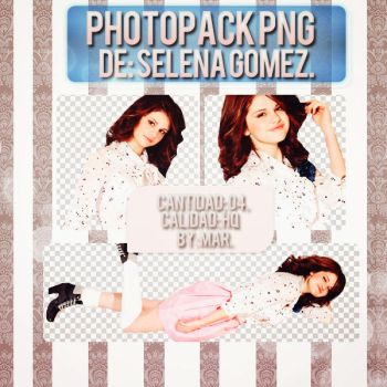 +Photopacks png de Selena Gomez. by MarEditions1
