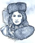 JediMasterEeth December Prize - Isolde the Knight by Gambargin
