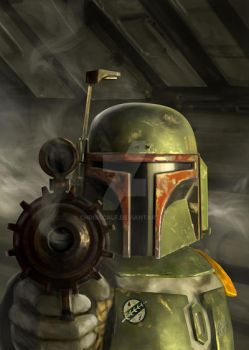 Boba... by chrisscalf