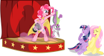 The Great and Powerful Pinkie by saturdaymorningproj