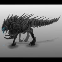 Sovereign Swarm Hound Concept by SwarmCreator