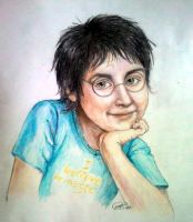 Harry by Selunec