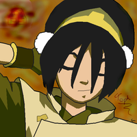 Toph by AvaTar-SW