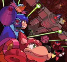 Rockman 8: Bliking's Territory by Cessa