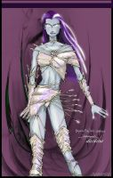 Undead Moon Goddess by BBMacToma