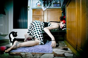 Suicides: In The kitchen II by Tinebra