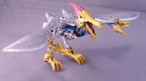 TFA swoop G1 Redux Dino by Shinobitron
