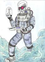 Mr Freeze by The-mighty-Daezaan