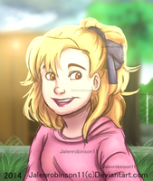 What a sunny day by jalenrobinson11