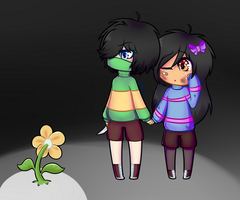 Undertale (aphmau And Zane) by yaoigirls379