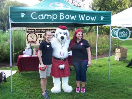 Shaemus McDuff gets invited to Camp Bow Wow by MrEd301