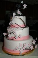 A Sakura Wedding by Mpeg