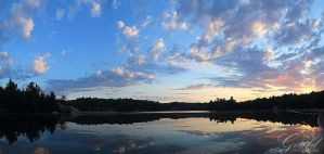 Killarney Sunrise Pan by ThisWomanWanders
