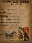 Camp Half-Blood ID Card: Alec Frost by I-taste-awesome1