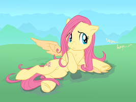 Fluttered Away by Aen-Riv