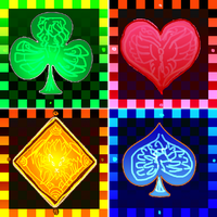 Poker Cards Symbols by Asoq