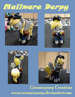 Derpy the Mailmare by ceramicpony