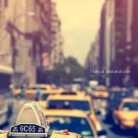 New York - In the city by DarkSaiF