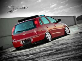 2010 chevy Corsa Sky vision by PedroIvoAlonso